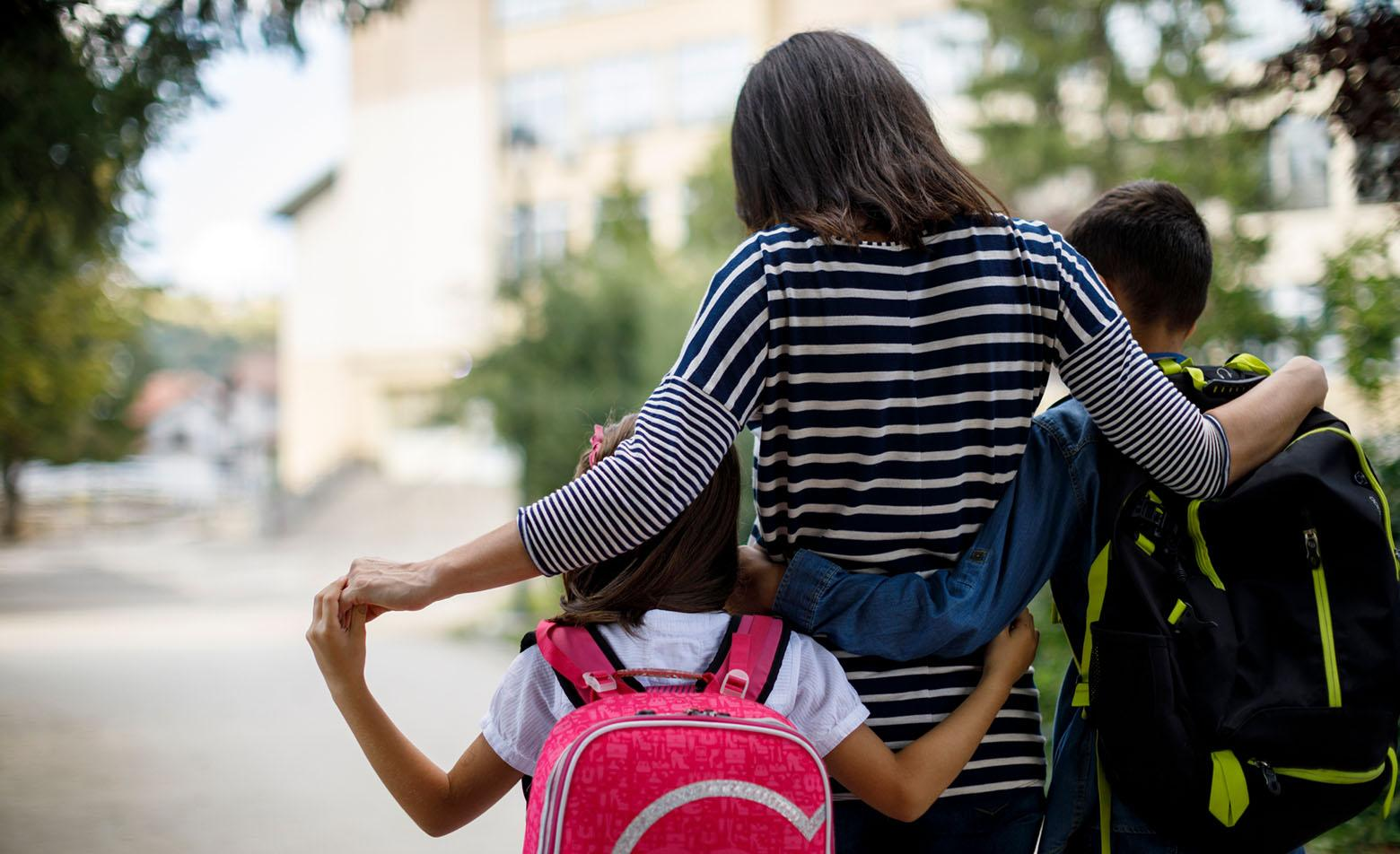 Tips for starting the (school) year off on the right foot