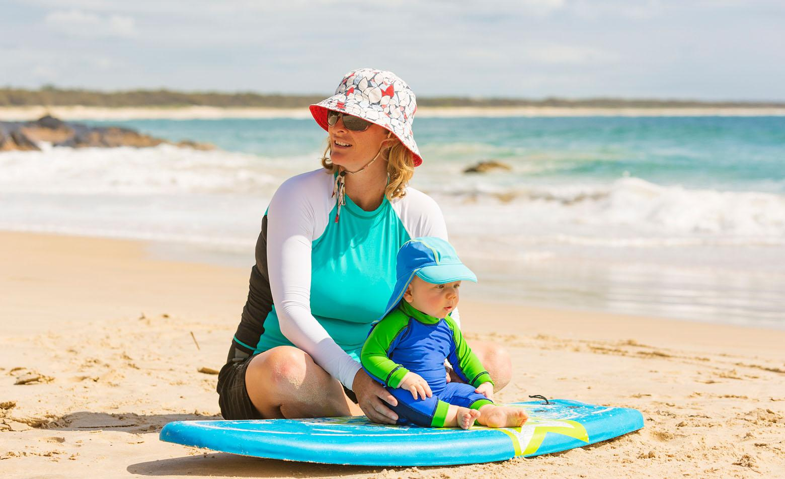 Keeping Your Baby Comfee And Safe This Summer