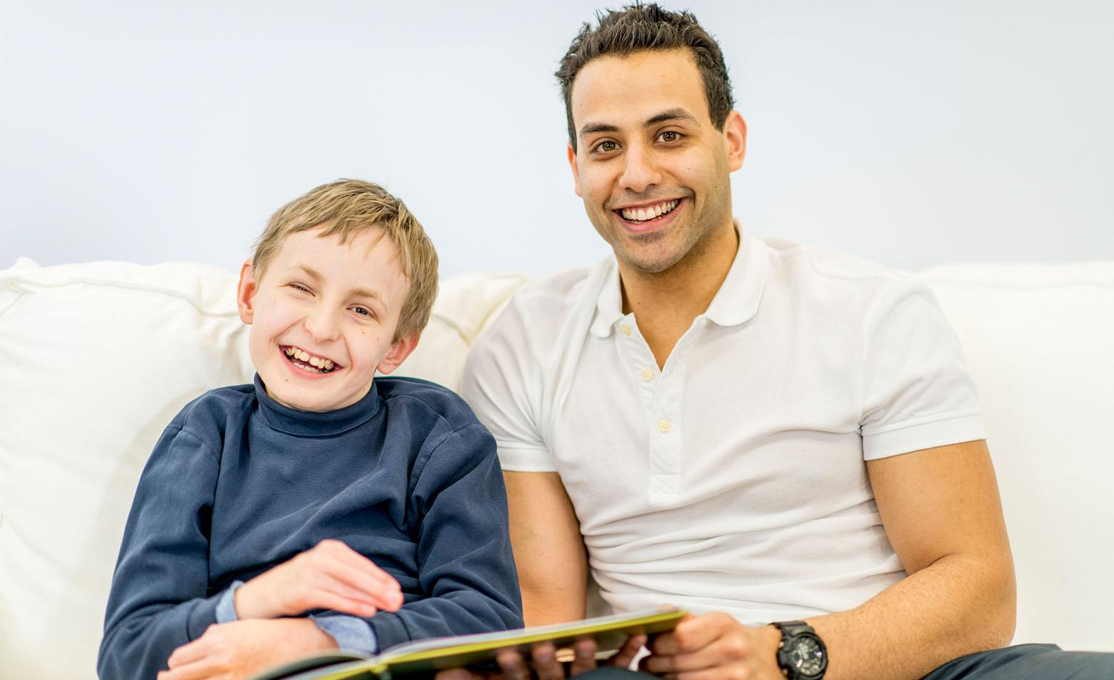Reading With Your Autistic Child