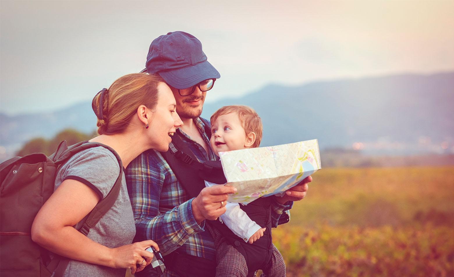 Traveling With Toddlers On Summer Road Trips