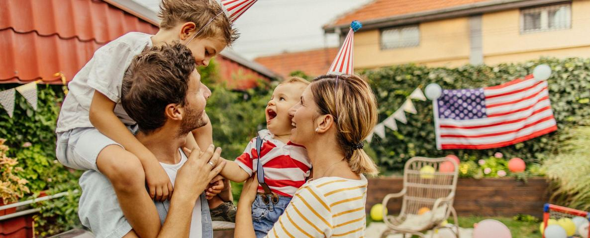Celebrating July 4th With A Special Needs Child