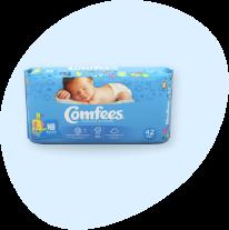 Premium-diapers
