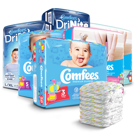 Comfees Product Range